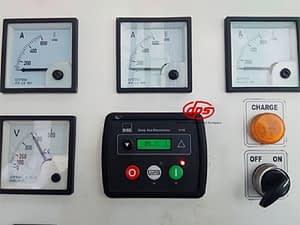 Rangkaian Kontrol Panel ATS