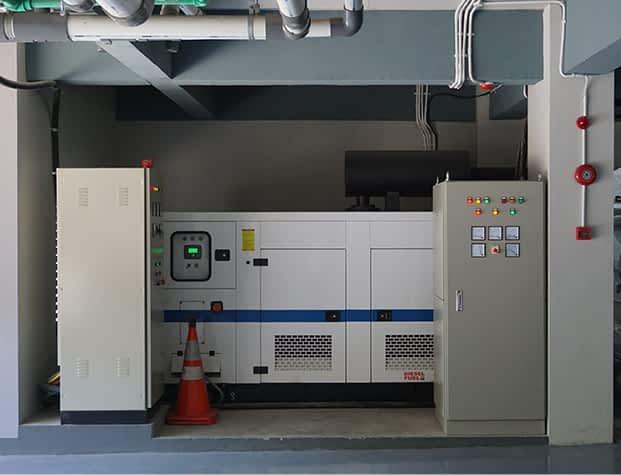 panel ats untuk mengontrol listrik