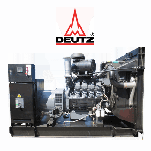 Genset Deutz DPS Power