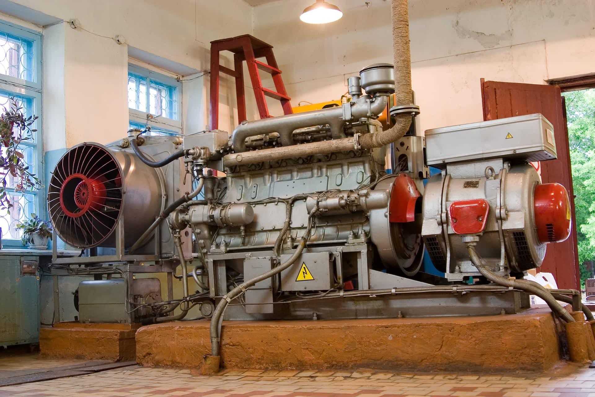 Wow! Ternyata harga Silent Generator 10.000 Watt ini masih terjangkau !!!
